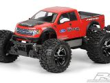 Carrozzeria Ford Raptor SVT per off road in scala 1/10