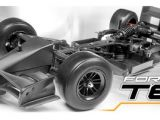 HPI Formula Ten 10 - Automodello elettrico in scala 1:10
