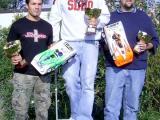 Francesco Tironi ha vinto il Campionato Italiano 1:10 UISP barchetta
