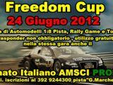 Freedom Cup 2012 e Campionato Italiano AMSCI Promotion