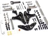 Serpent - S120 Front End Set per Automodelli 1:12 Pan