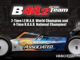 Team Associated B44.2 Factory Team buggy da competizione