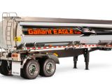 "Tamiya Rimorchio Cisterna ""Fuel Tank Trailer"" per camion RC"