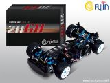 Fujin 211GO M Chassis - Automodello 4WD in scala 1/10