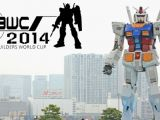 Gundam Builders World Cup 2014: Vola gratis a Tokyo