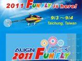 Align Fun Fly 2011 video: Elimodellismo radiocomandato 3D