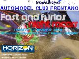 Fast and Furios Night Race: buggy nitro e brushless e truggy