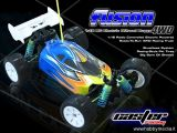 Caster Racing - Fusion Buggy/Truggy Offroad Brushless 1:18