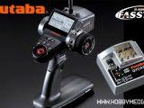 Radiocomando Futaba 4PK SuperR e giro GYC430