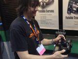 Radiocomando per pilotare droni - Futaba TX Tray Type