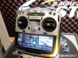 Futaba T18MZ FASST: Radiocomando digitale 18 canali 2,4 GHz - Shizuoka Hobby Show 2011