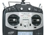 Futaba T8FG Super 2.4 GHz FASST: Radiocomando digitale 14 canali per aerei e elicotteri - Radiosistemi