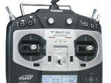 Futaba T8FG Super 2.4 GHz FASST: Radiocomando digitale 14 canali per aerei e elicotteri - Radiosistemi