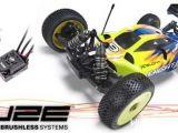Dynamite Fuze: Motore brushless e ESC per buggy 1/8