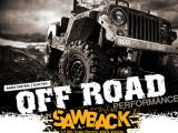 G-Made Sawback GS01 Off Road Truck in scala 1/10