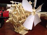 Gakken Otona no Kagaku Animaris Imperio: gli animali meccanici di Theo Jansen - Arte e modellismo