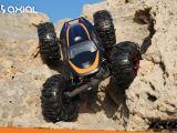 Axial XR10: Montare e lubrificare gli ingranaggi dell'assale