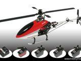 GAUI EP 200 V2 - Elicottero Radiocomandato 3D Flight Tech