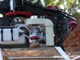 GAUI NX4: Elicottero nitro per volo acrobatico 3D