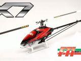 Elicottero radiocomandato GAUI X7 Basic Kit - FlightTech Italia