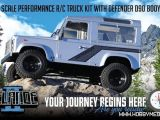 RC4WD Gelande II kit con carrozzeria Defender D90