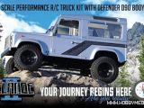 RC4WD Gelande II kit con carrozzeria Defender D90