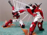 Mechanical Rage: Contest di modellismo statico Getter Robot