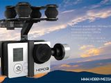 Walkera G2D: Brushless gimbal per quadricotteri RC