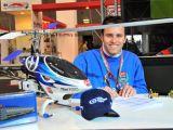 Giuseppe Annunziata entra nel team di piloti Thunder Tiger