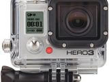 GoPro Hero 3: Nuova videocamera digitale HD