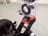 Stampare in 3D un supporto per videocamera GoPro Hero 2