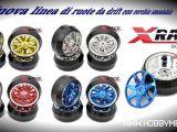 XRACE: Ruote da drift con cerchio smontabile - SabattiniCars
