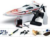 Kyosho Air Streak 500 GP Ready Set - Motoscafo radiocomandato a scoppio
