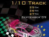 EFRA GP 1:10 Touring - Miniautodromo Mini Race Track Gare automodellismo pista
