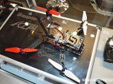 Graupner 3D Alpha 300Q HoTT FPV Racer - Toy Fair 2016