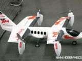 Graupner HoTT X44 VOLT: aeromodello a decollo verticale