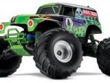 Monster Jam - Arrivano gli automodelli della Traxxas Grave Digger e Advance Auto Parts Grinder