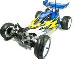 TEAM AZARASHI: Grayseal Concept - Prototipo Buggy 1:10 4WD
