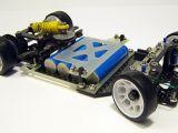 Mini Z: Greyscale Racing telaio MRCG 1:28