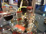 Motore per buggy con radiatore - Grossi Engine Ascari 3.5cc