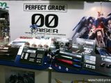 GUNDAM 00 Raiser - Bandai Perfect Grade in scala 1/60 Tokyo Hobby Show