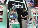 Gundam Age Gunpla Gage ing link - Tokyo Toy Show 2011 Modellismo statico e videogiochi