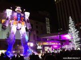Anche Gundam festeggia Natale...