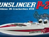 Motoscafo AQUACRAFT Gunslinger P27 Crackerbox