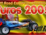 EUROS 2009 - Off Road 1:10th Euro championships 2009 Bilbao - Campionati europei EFRA