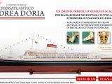 Costruisci il Transatlantico Andrea Doria: Il modellismo torna in edicola con la raccolta a fascicoli della Hachette