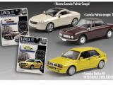 Modellismo in edicola - Lancia story collection 2 - Raccolta modellini Die Cast  con fascicoli della Hachette