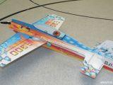 Extra 300 Silhouette Art - Aeromodello Indoor di Martin Muller  FTI Distribution - FlightTech Italia