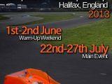 "Campionato Europeo ""A"" 2013 EFRA 1/8 Pista: Halifax - UK"
