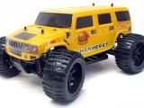HUMMER ET - Monster Truck radiocomandato brushless in scala 1:10 - Modellismo Maximo